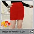 A la moda sexy últimas diseño de la falda mini falda larga