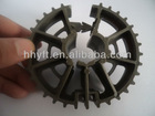 Hot Selling!!!plastic wheel rebar spacer
