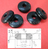 hot sale competitive price rubber grommet/custom rubber grommet