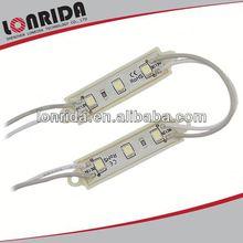 DC12V IP65 blue led module lighting unit for sign stable quality