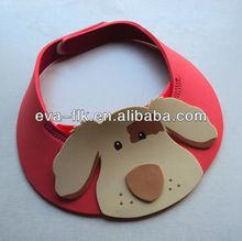 eva sun visor cap for Children
