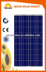 130W A-GRADE PV POLY SOLAR MODULE with competitive price