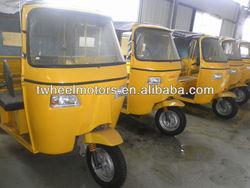Bajaj Tricycle With Rear engine, motor tricycle, 3 wheels