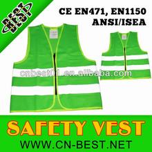 2013 NEWS high visibility children's safety vest