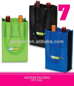 Hot Sale Wine Bag