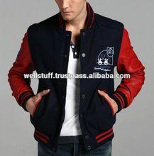 Custom Varsity Jackets With Logo & Chenille Patch, Make Your Own Design Custom Varsity Jackets with custom sizes