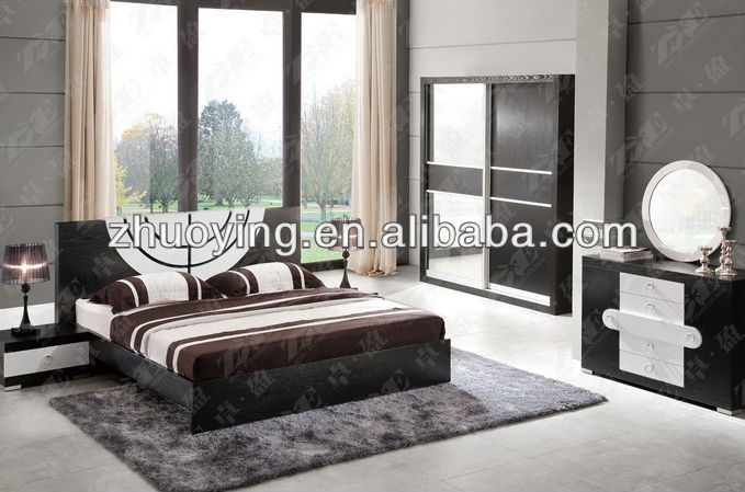 black and white modern bedroom set mo110 view modern bedroom set zoe