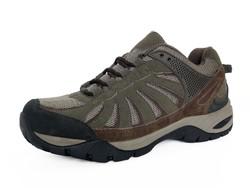 Durable low cut mens waterproof hiking shoes
