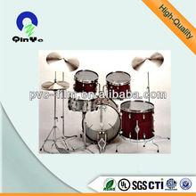 pvc drum cover plastic rigid sheet