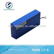 Lifepo4 solar battery pack 24v 24Ah lithium ion battery for solar lighting system