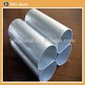 parede grossa tubulação de alumínio 1050 para ar condicionado
