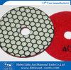 Diamond dry polishing pads abrasive 80mm/3inch-175mm/3inch