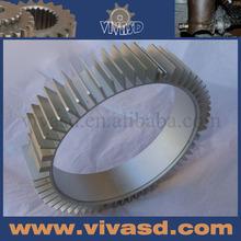metal cnc machining service/CNC machining heatsink