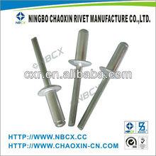 open end aluminum waterproof blind rivet