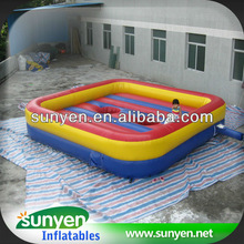 Inflatable Interactive game Boxing Arena