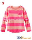 Top fashion soft autumn wholesale children wear kid sweatshirt