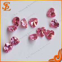 AAA America brilliant heart shape loose diamonds