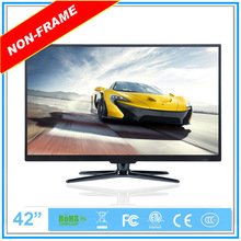 2014 HOT NON-FRAME and SUPER SLIM 42 inch LED TV with android tv