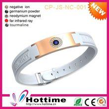 CE Proof Bio Dog Charm Bracelet