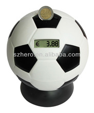 Promotion Football Coin Counter for 2014 Word Cup