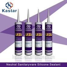 one component anti-fungus bathromm & kitchen sealant silicone