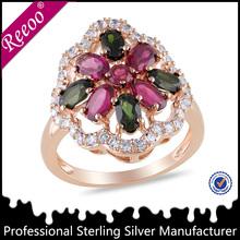 Wholesale fashion turkey design silver ring, china manufacturers