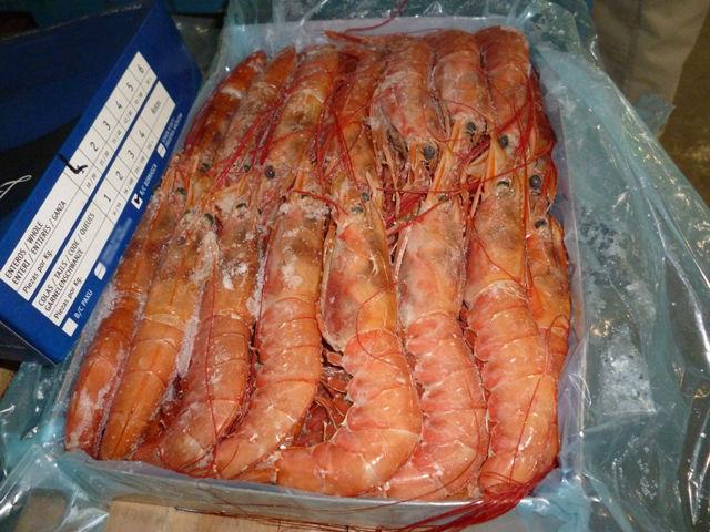 Вкусные и полезные креветки вы можете купить в иркутске - интернет магазин камчатка 38