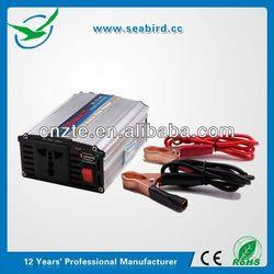 500w modular dc power supplies w/ USB port+AC Outlet,1000 Watt Peak Power Inverter