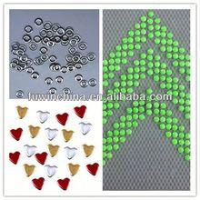 Yiwu Fuwin metal studs, iron on nailhead for transfer
