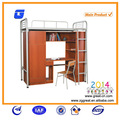 mobiliário escolar aço utilizado as camas de beliche para venda