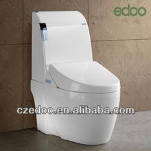 High Grade South American New Design Auto Flush Intelligent closet computerized toilet