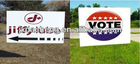 Custom security yard signs for shop