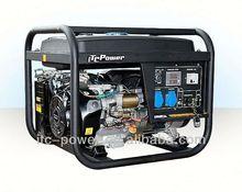 6KW ITC-POWER portable generator gasoline small generator supplier of power