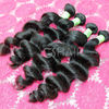 New arrivals 2014 Wholesale full cuticle top 6A brazilian loose wave natural brazilian 100% human hair