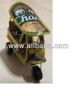 three wheels car toy decorative ( TUK TUK )