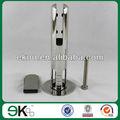 Panneau de robinet, spigot balustrades, réglable 316 robinet en verre sans cadre