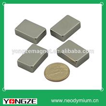 Block NdFeB N52 Neodymium Magnet.