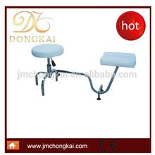 White portable foot spa pedicure chair