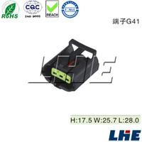 DJ70316YA-1.8-21 auto amp 3 pins wire harness waterproof connector