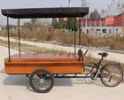 cargo bicycle coffee bike