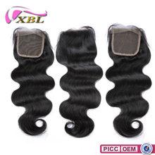 Hot Sale 4*4 Lace Closure Malaysian Hair Lace Closure