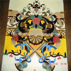 Restaurant Floor Rugs ASWA, alphabet/ number rugs