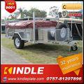 Aço inoxidável camping cozinhas/caixa de ferramentas