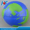 pu cheap promotional gift earth globe stress ball manufacture
