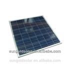 cheapest 120watt poly panels solar/PV module pirce list