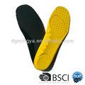 Meilleure qualité de silicone semelle de chaussure, alibaba meilleur- vente de gel de silicone semelles