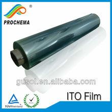 ITO conductive film used for EMI Shielding