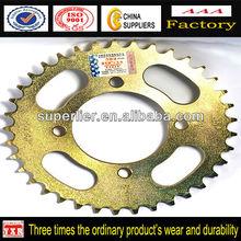 Custom Motorcycle Accessories,motorcycle sprocket gearing, Motorcycle Sprocket 428 38T