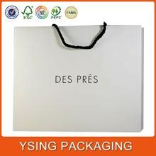 Custom printed cloth shopping bag