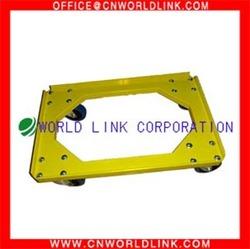 4 Wheels Heavy Duty Box Crate Handling Plastic vehicles